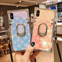 Wholesale colorful covers for phones for sale – best luxury show colorful phone cover Case for iPhone plus Xs max XR X back cover for Apple iphone xs xr x case for iphone xs max