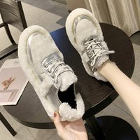 Wholesale cute moccasins for sale - Group buy Women Round Toe Shoes Woman Modis All Match Clogs Platform Casual Female Sneakers Women s Moccasins New Cute Winter
