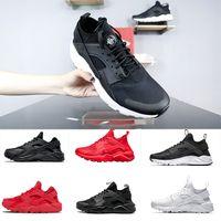 ingrosso scarpe scarpe aria huarache-Nike Air Huarache 1.0 4.0 Running shoes traspiranti Huaraches per uomo donna scarpe Huarache scarpe sportive atletiche taglia 36-45 senza scatola