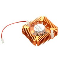 55mm 2Pin PC VGA Graphics Video Card Heatsink Cooler Cooling Replacement Fan 12V