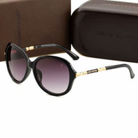 óculos de piloto venda por atacado-301715brand designer de luxo das mulheres óculos de sol dos homens piloto óculos de sol condução óculos de pesca óculos de sombra frete grátis
