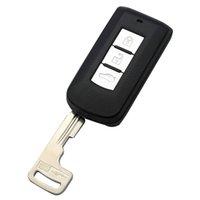 спортивные ключи оптовых-Автомобиль дистанционного смарт-ключ оболочки костюм для Outlander ASX Outlander Sport Pajero Сегун Монтеро Лансер RVR Fob случае