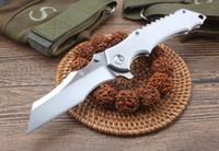 outils cnc livraison gratuite achat en gros de-Nouveau couteau BUEES mantis M390 CNC couteau en acier poignée camping en plein air survie couteaux outil EDC cadeau pour homme livraison gratuite