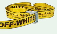 marques ceinture noire achat en gros de-F Mode simple style port ceinture généreuse tout noir boucle marée marque Europe et en Amérique ceinture ceinture hommes et femmes ruban