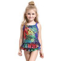 ingrosso bikini per bambini-costume da bagno per bambini piccolo middel lasge size costume da bagno per bambini per abbigliamento da spiaggia beachewear