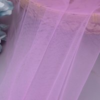 vestidos de rede macia venda por atacado-Encrypted American Net Diamante Tecido de Renda Macia de Tule Tecido de Rede Suíço Crianças Desgaste Vestido de Malha de Tecido Atacado