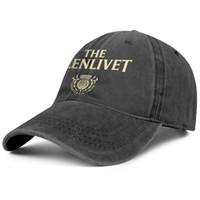 a52a648aa2e598 Glenlivet LOGO black for men and women Denim Cap trucker cap baseball  styles custom blank hats Black