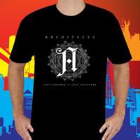 dessins de cou de bande achat en gros de-T-shirt à manches courtes pour les hommes