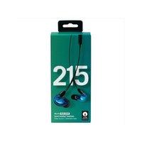 samsung especial al por mayor-Auriculares SE215 Auriculares estéreo de alta fidelidad estéreo de alta fidelidad con cancelación de ruido, en la oreja, especial