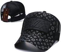 dropship mens moda venda por atacado-2019 Nova marca mens designer chapéus snapback bonés de beisebol de luxo senhora moda chapéu verão camionista casquette mulheres causal dropship de alta qualidade