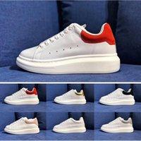 arte reina al por mayor-Diseñador de lujo Queen Sole Nuevo diseñador Comfort Pretty chaussures zapatos de cuero hombres mujeres niñas zapatillas de deporte tamaño 35-44