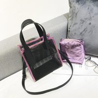 ingrosso madre del giappone-Exotic2019 Giappone Corea del Sud Exceed Fire Small Bag Donna Scava fuori Child And Mother Package Mano Bill of Lading Shoulder Satchel