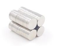 freie neodym-magnete großhandel-Heißer Verkauf super starker runder Scheiben-Zylinder 12 x 1.5mm Magnet-seltenes Erdneodym-freies Verschiffen 1000pcs 001