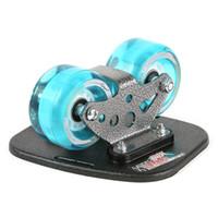 ingrosso ponte in alluminio-Twolions Mirage Deriva in alluminio per Freeline con ruote Led RoadDrift Pattini Antiscivolo Skateboard Deck Freeline Wakeboard