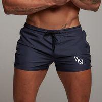 erkekler için banyo gövdeleri toptan satış-Moda Yaz Mayo Erkekler Mayo Sandıklar Boxer Şort Mens Yüzmek Külot Plaj Şort Sörf Tahtası Plaj Kıyafeti Mayo