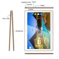 tablet dual camera gps 16gb venda por atacado-Tablet 2 + 16GB 10.1 polegadas tablet portátil, 1280 * 800 IPS grande tela GPS 3G / WiFi dual camera dual card