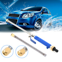 Wholesale garden watering tools for sale - Group buy Car High Pressure Power Water Jet Garden Washer Hose Wand Nozzle Sprayer Watering Spray Sprinkler Cleaning Tool Car Styling