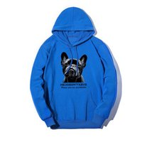 Wholesale spring clothing for boys for sale - Group buy Hot Sale Hoodie Thin Fashion Deisgner Crew Neck Hoodie Sweater M XL Color Lovely Dog Print Mens Clothing for Boys Streetwear Spring