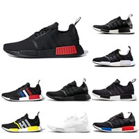 Wholesale army color sports shoes for sale - Group buy Fashion Thunder R1 Mens Running Shoes Military Green Oreo atmos Bred Tri Color OG Classic Men Women mastermind japan Sports Trainer Sneakers