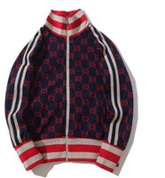 estilos de abrigo largo para hombre al por mayor-Estilo de otoño Diseñador Hombres Chaqueta de abrigo Hombres Mujeres Manga larga Ropa exterior Ropa de hombre Ropa de mujer