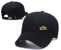 mode-baseballmützen männer großhandel-Hysteresen-Baseballmützen der Art- und Weise NYs 2019 viele Farben schossen Kappen-neuen Knochen justierbare Hysteresen-Sport-Hüte für Männer frei