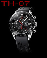 Wholesale f1 men watch for sale - Group buy 2019 Top Men HEUER CARRERA F1 Watch Stainless Steel Automatic Movment Watches men s Mechanical man Wristwatches