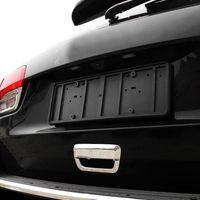 ingrosso jeep grand-Car Styling 1 PZ ABS Cromato Esterno Tronco Posteriore Manico Coperchi Copertura Trim Per Jeep Grand Cherokee 2014 2015 2016 2017 2018