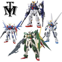 Wholesale model gundam toy for sale - Group buy Anime Gaogao cm HG Wing am Fenice XXXG WF model hot kids toy action figuras assembled Phoenix Robot puzzle gift T200117