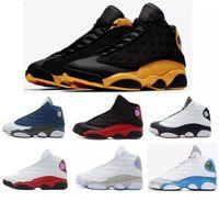 sapatilhas carmelo venda por atacado-Com caixa de 13s Carmelo Anthony Melo Classe Homens Basketball Shoes Mens Playoffs história do vôo alta qualidade Sneakers Desporto