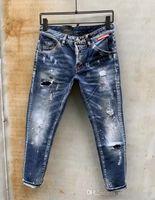 calça homens calça venda por atacado-Outono Inverno Homens Moda Coréia Do Estilo Do Vintage Solto Velo Cashmere Quente Denim Masculino Calça Jeans Casual Calças Casuais