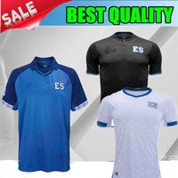 9c50e44cd 19 20 El Salvador national football team blue white #8 PJANIC Soccer Jersey  2019 2020 Selección nacional de fútbol de 2019 third Soccer Shir