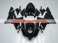 ingrosso zx per la vendita-Nuovi kit carenature moto ABS di alta qualità adatti per kawasaki Ninja ZX10R 2004 2005 ZX-10R 04 05 carenatura personalizzata carrozzeria vendite calde nere!