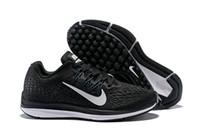 iniş ağları toptan satış-Nike Zoom Winflo 5 V5 2018 Yakınlaştırma Lunar Landing 35 Nefes Net Gazlı bez Koşu Ayakkabı Originals Yakınlaştırma Pegasus 35 Turbo Astar hava yastığı Casual Spor ayakkabılar