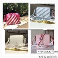 Wholesale baby blue handbags for sale - Group buy Diagonal Baby Off Mini Flap Bag Woman Classic Bags Simple Small Square Pink Blue Red White Black Sculpture Handbag Size cm