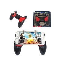 Wholesale mobile phone game controller for sale - Group buy game controller stick wireless Mobile Gamepad game handle gamepad hold joystick for under inch smart phone