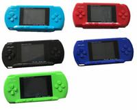 console de jeu de poche achat en gros de-PVP3000 PK PXP3 2.7 Pouce 8 Bits Console Console Portable Jeux Enfants Jouet Éducatif Jouet Plusieurs Jeux Classiques Poche Numérique Mince