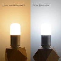 e14 kerze led birne 9w großhandel-NEUE LED Lampe 220V 110V LED Birne E27 E14 Konstanter gegenwärtiger Fahrer LED Glühlampen 5W 7W 9W Kerzentischlampe Leuchterbeleuchtung