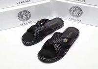 Wholesale spike slip resale online - Fashion Luxury Designer Women Slippers Sandals Ladies Beach Slipper Tide Male Rivet Stud Slippers Non slip Leather Mens Casual Spikes Shoes7