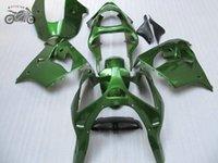 kit de corpo inteiro kawasaki zx9r venda por atacado-Customize chinês carenagem kits para a Kawasaki Ninja 2000 2001 ZX9R ZX9R 00 01 ZX 9R reparo do corpo partes conjunto completo carenagens da motocicleta
