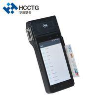 wifi handheld großhandel-Smart Mobile 4G WiFi Wireless Alle in einem Bluetooth Handheld Android Touchscreen POS Terminal Maschine HCC-Z90