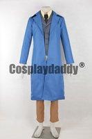 ingrosso costumi stati uniti-Hetalia: Axis Powers Stati Uniti d'America Alfred F. Jones Uniform Outfit Anime Cosplay F006