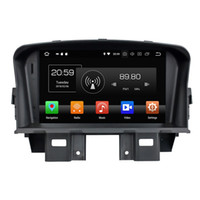 Wholesale chevrolet cruze screen resale online - PX5 Android Octa Core din quot Car DVD GPS for Chevrolet Cruze Audio Radio Bluetooth G WIFI GB RAM GB ROM