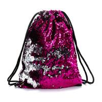ingrosso borse stile zaino-Zaino di design in suga rosa rosa borsa da uomo e donna di alta qualità borsa a tracolla 2019 nuove borse di design a tracolla per viaggi scolastici