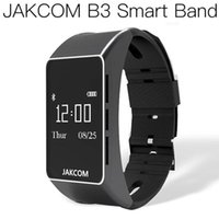 gläser video-player großhandel-JAKCOM B3 Smart Watch Hot Verkauf in Smart-Armbänder wie Rucksack ar Gläser bf Video-Player