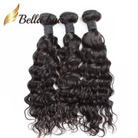 Wholesale human loose curl hair bundles for sale - Group buy Bella Hair inch Malaysian Loose Curly Weave Bundles Double Weft Natural Color Human Hair Extensions Loose Curl About grams