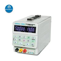 Wholesale dc regulated power for sale - Group buy PHONEFIX YIHUA3005D V A High Quality Mini Switching Regulated Adjustable V V DC Power Supply For Motherboard Repair