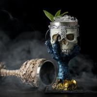 eis weingläser großhandel-Game Of Thrones 3D Schädel Drache Weinglas Cocktail Becher Edelstahl Innen Bar Home Party Dekoration Tasse Beschwipst Bierkrug