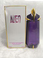 perfumes desodorantes venda por atacado-Lady Womens perfume Eau De Parfume Mugler alien duradoura fragrância desodorante boa Qualit fragrâncias Parfumes Spray incenso 90 ml 3.4 oz caixa