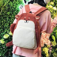 Wholesale cartoon plush backpack for sale - Group buy Baby Plush Backpack Animal School Bags Cartoon Cute Plushback Children Bag Kindergarten Schoolbag Kids Backpack