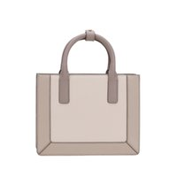 ingrosso borsetta migliore dell'annata-Fashion Spelling Color Handbag Donna Vera pelle Borsa in pelle modello 2019 Modello Single Shoulder Span vintage designer tote Best Limited